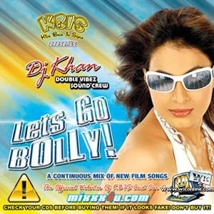 Lets Go Bolly by DJ Khan