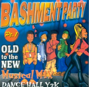 DJ Musical Mix - Bashment Party - West Indian Connection - (Powered