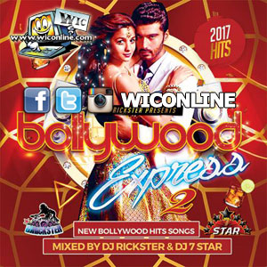 Bollywood Express 2 by DJ Rickster & DJ 7 Star