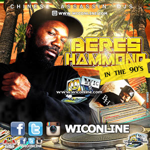 Beres Hammond of the 90s by Chinese Assassin