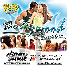 Hindi Remix CD's - Bollywood Obsession by DJ DON - West