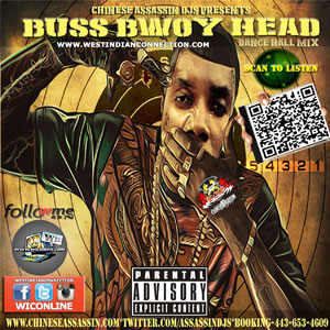Buss Bwoy Head by Chinese Assassin