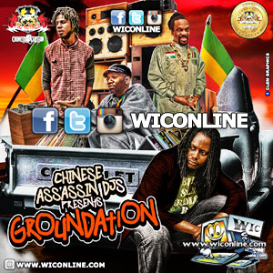 Groundation by Chinese Assassin
