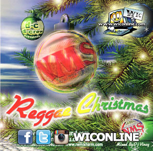 Reggae Christmas by Natural Mystic Soundsation