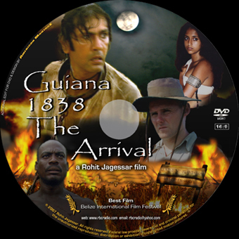 Guiana 1838 The Arrival 2 DVD