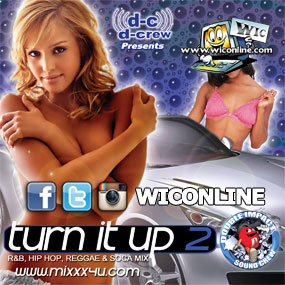 Turn It Up 2 By Double Impact Sound Crew