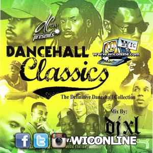 Dancehall | Reggae Back In Times - Dancehall Classics by DJ