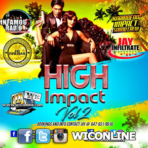 High Impact 2 by Jay Infiltrate