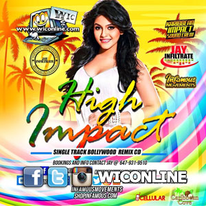High Impact by DJ Jay Infiltrate
