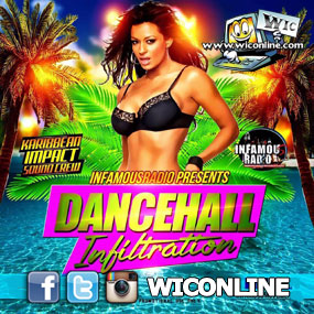 Dancehall Infiltration by DJ Jay Infiltrate