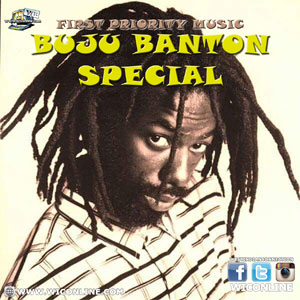 Buju Banton Special by First Priority Music