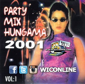 W.I.C.'s Party Mix Hungama 2001