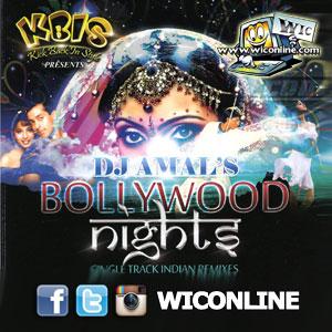 Bollywood Nights by DJ Amal