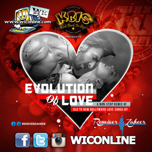 Evolution Of Love By Zaheer