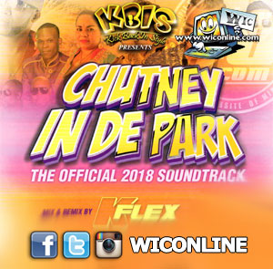 Chutney In De Park 2018 by DJ K-Flex