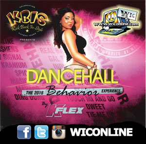 Dancehall Behavior by K-Flex