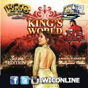 Kings World 3AM Edition by King Singh