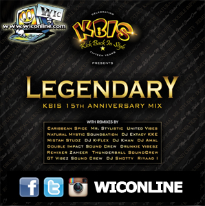 Legendary KBIS 15th Anniversary Mix By Various DJ's