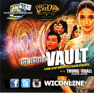 The Indian Vault by Thunderball Soundcrew