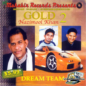 Nazimool Khan Gold 2 Dream Team