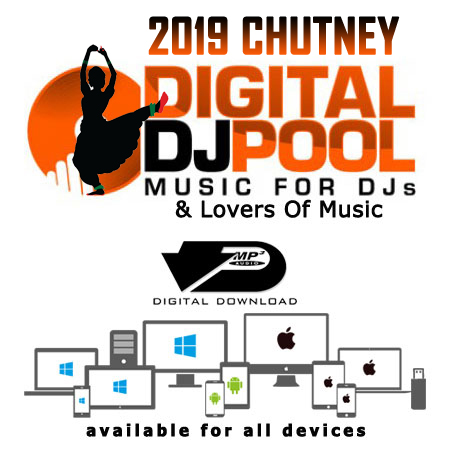 2019 Chutney Full Track Digital Music