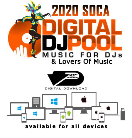 2020 Soca Full Track Digital Music