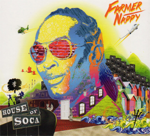 Farmer Nappy - House Of Music CD