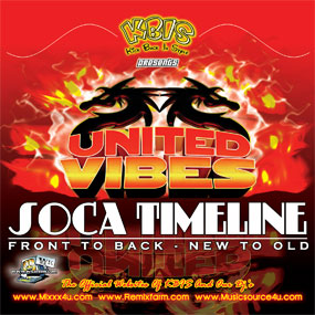 Soca Timelime by United Vibes