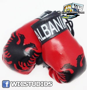 Albania Boxing Gloves
