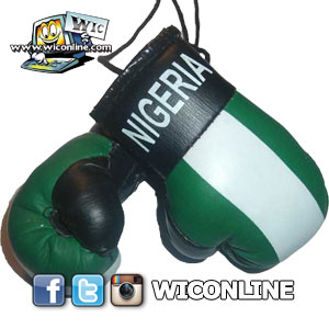 Nigeria Boxing Gloves