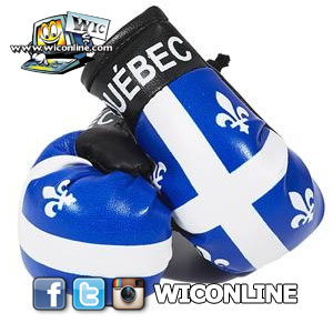 Quebec Boxing Gloves