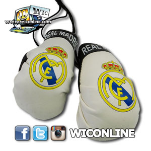 Real Madrid Boxing Gloves