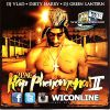 2PAC - Rap Phenomenon 2 Hosted by DJ Vlad Dirty Harry DJ Green Lantern