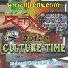 Red X 038 Culture Time