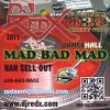 Red X 039 Mad Bad Mad