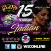 KBIS 15 Years Of Indian Mix  By Double Impact Sound Crew
